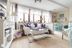 Salon styl Prowansalski - zdjęcie od DreamHouse - Salon - Styl Prowansalski…