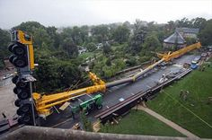 Amazing Liebherr crane picture