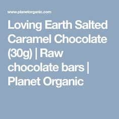Pink Lake salt from Victoria, Australia, harvested by the traditional land owners of the Barengi Gadjin nation is added to wholefood Caramel Chocolate. Salted Caramel Chocolate, Raw Chocolate, Chocolate Caramels, Organic Supermarket, Organic Food Delivery, Pink Lake, Organic Wine, Dairy Free Chocolate, Organic Recipes