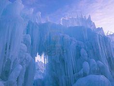 Ice Castles Of Silverthorne, Colorado
