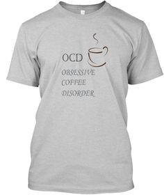 Best Coffee T Shirt Ever Light Steel T-Shirt Front