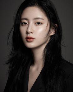 Korean Beauty Girls, Beauty Full Girl, Beauty Women, Asian Beauty, Asian Models Female, Face Photography, Model Face, Beauty Shoot, Asian Makeup