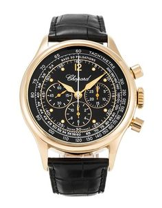 Limited Edition Chopard Mille Miglia chrono in Rose Gold (#115/250)... classy.