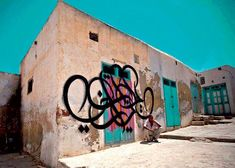 EL Seed's calligraffiti adorns walls in Tunisia and the world | Roua Khlifi | AW