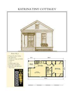 Katrina Tiny Cottage V