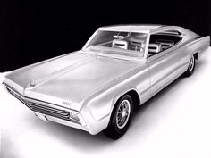 1965 Dodge Charger Concept