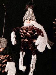 Pine cone elf.