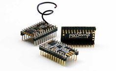 panStamps: wireless arduino miniatures