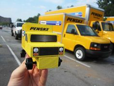 Free Penske Wooden Truck Build At Home Depot