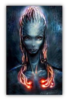 Concept art - Avatar - James Cameron