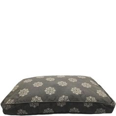 br/bFeatures:/bbr/ulliMedallion All Canvas Rectangular Pet Bed Pillow with Piping & Hidden Zipper/lili88.9 cm x 66.04 cm /liliOrders are dispatched directly to you from the USAi/hrAbout Enchante Accessories: Working with our global partners, we have toiled and determined what products best suit the house pet and have thus produced only products in which the consumer and their pet will cherish and enjoy. From our plush and comfy beds to our durable and time-tested accessories, PRECIOUS TAILS…