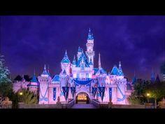 Disneyland 60th Anniversary Songs, Kiss Goodnight & Live The Magic - YouTube