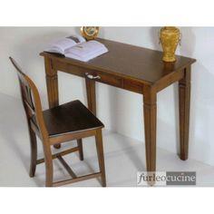 ... consolle/tavolo-consolle-retro-100x50-allungabile-sino-a-3-metri-noce