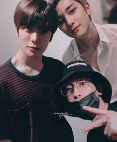 wonwoo, jaehyun and hangyul as siblings! lokal-an