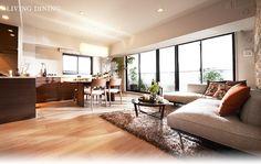【アットホーム】クレヴィア町屋のモデルルームの拡大図(1) 新築マンションPLEASE