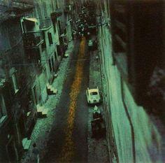 By Andrei Tarkovsky. (Polaroid de Instant Light - 1980).