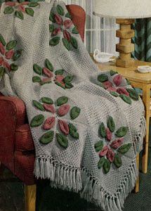 It's easy to learn how to knit a blanket just like grandma used to make with the darling Petal Drops Afghan. This knit blanket pattern is sure to produce a cute little knitted blanket that has a multitude of uses.