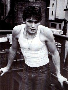 young Matt Dillon