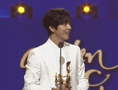 Yonghwa @ The annual 30th Golden Disk Awards