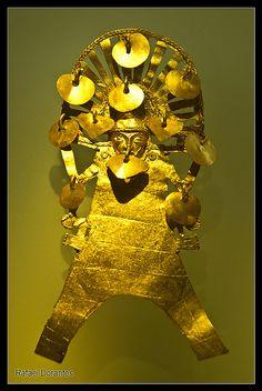 Museo del Oro, Bogota, Colombia.