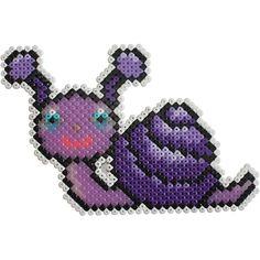 Snail Nabbi perler beads