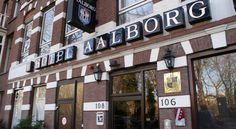 Aalborg Hotel Amsterdam Amsterdam Facing the Sarphati Park, Hotel Aalborg is located in the artistic De Pijp quarter, a 5-minute walk from the Albert Cuyp Market. There is free Wi-Fi throughout the building.  The modern rooms have a private bathroom and a TV.