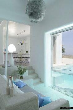 Summer House in Paros Cyclades, Greece // Alexandros Logodotis | Afflante.com