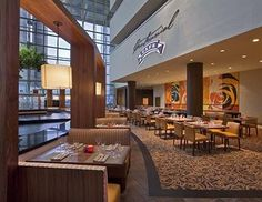 Hyatt Regency Hotel Dallas Restaurant