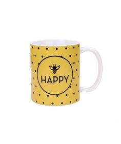 Bee Happy Mug