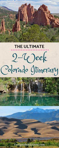 Colorado Itinerary P
