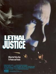 Lethal Justice / Смертельное правосудие  (1995)
