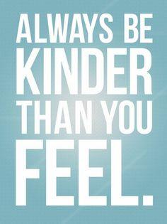 Kindess Always | Plum Pretty Sugar