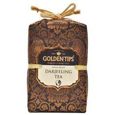 Pure Darjeeling Tea - Royal Brocade Cloth Bag