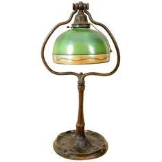Tiffany Studios Tel-El-Amarna Desk Lamp  USA  circa 1910