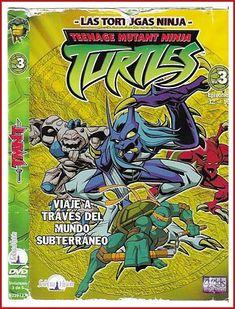 2004 - Después de sobrevivir a la amenza de Shedder, las cuatro tortugas se embarcan en un emocionante viaje hacia lo desconocido a través de las profundiades del mundo subterráneo. En su exploración encontrarán un laboratorio de genética abandonado por el Clan del Pie, una raza de criatruas mutantes que una vez fueron humanas, las ruinas de una antigua ciudad subererránea...