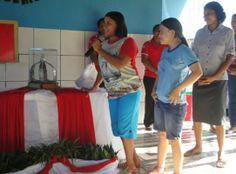Nossa auto defensora Luciane e Denise dando assistencia :)