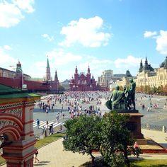 Roteiro de 3 dias em Moscou. Principais atrações de Moscou. Red Square em Moscou.