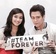 Team Forever & Ever  #LizQuen   #LizaSoberano  #EnriqueGil  #TeamForever #ForeverCouple #KingAndQueenOfTheGil #EverydayIloveYou #JustTheWayYouAre #Forevermore cto