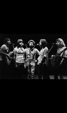 The Eagles (Joe, Randy, Don, Glenn and Don)
