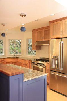 Jameson Interiors - Austin Remodel & Addition Kitchen
