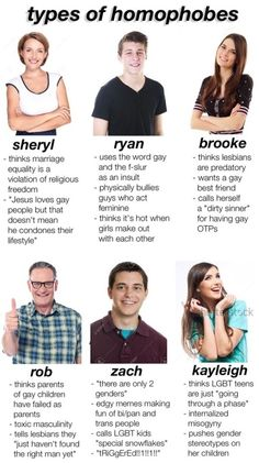I've encountered every single one of these people and numerous combinations.... I think I've even met a few that are basically all of these at once.... It was reeeeaaaaal fun.