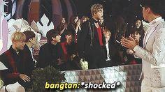 Bangtan winning Album of the Year!!! Yayyy BTS!!!