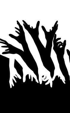 Référent exercice 2 : complémentarité - Reaching (Ada) - #artwork #blackandwhite #art http://www.pinterest.com/TheHitman14/black-and-white/
