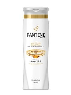 2016 Readers' Choice Award-Winning Beauty Products: Pantene Pro-V Daily Moisture Renewal Hydrating Shampoo | Allure.com