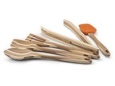 Rachael Ray Tools  Gadgets 5-pc. Bamboo Tool Set: at Rachael Ray Store