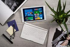 Alcatel nos muestra su primera Tablet dos en uno