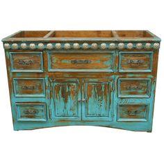 Santa Marcela Vanity   Western vanities   Western accessories   Western Furniture