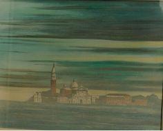 Foschia a Venezia