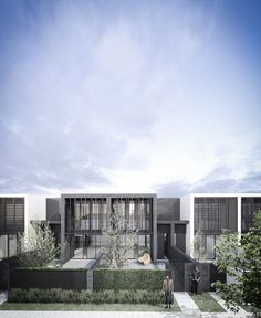 Conrad Architects Luxury Townhouse Development 04