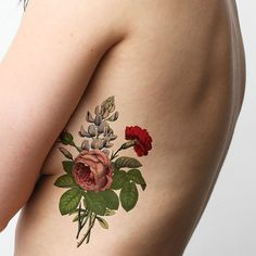 Image result for carnation tattoo